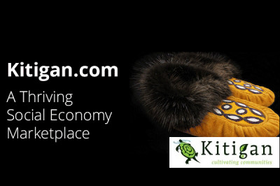 This is an image of mukluks for Kitigan.com.