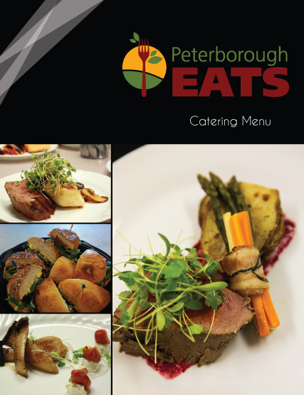 PEATS-Catering-Menu
