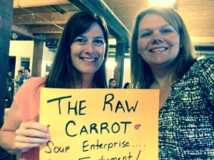The Raw Carrot