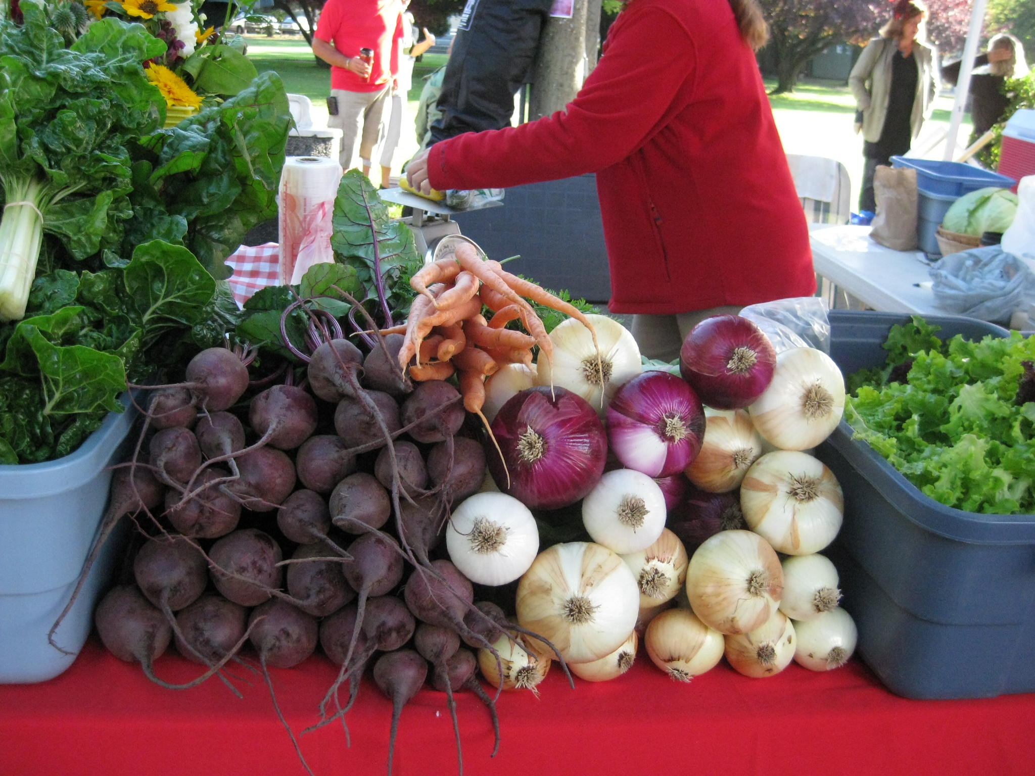Image of Farmers Market Produce
