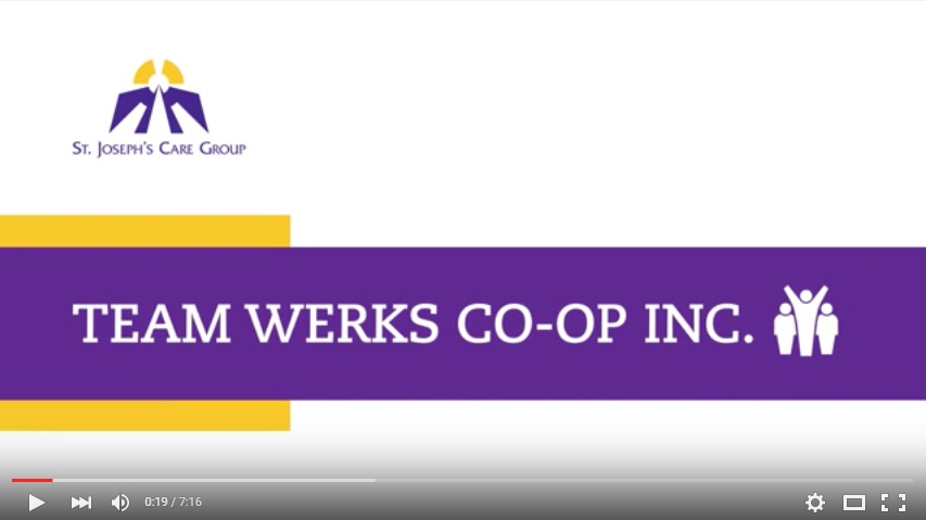 Team Werkers Co-op Video