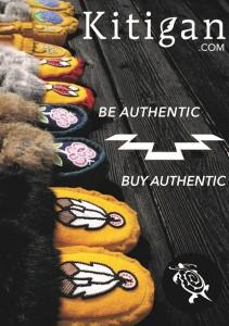 Kitigan - Be Authentic