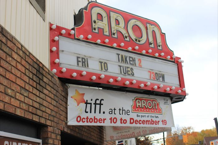 Aron Theatre Co-operative Inc.