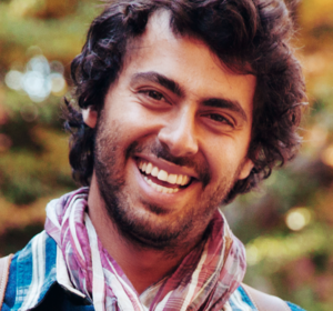 Marc Soberano, Founder and Executive Director of BuildingUP. Head shot of him smiling.