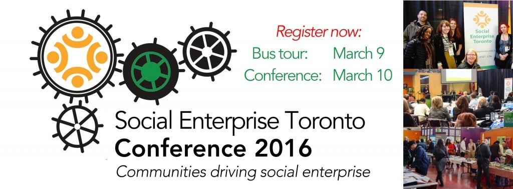 Social Enterprise Toronto 2016