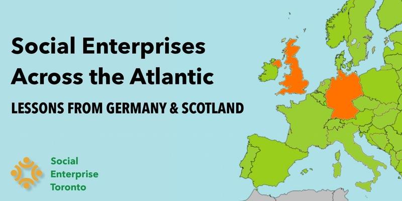 Social Enterprises Across the Atlantic